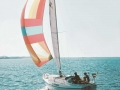 Hallberg Rassy, HR 26, Sejlbåd, 1977, Glasfiber
